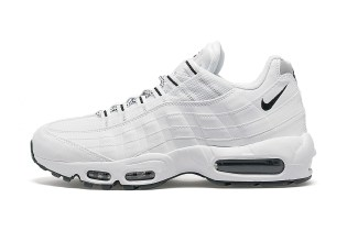 Nike Air Max 95 White/Black