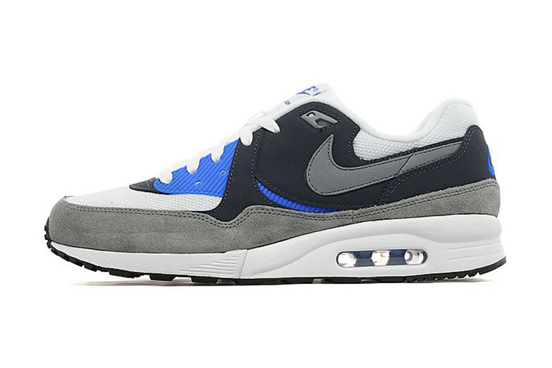 Nike Air Max Light Grey/White JD Sports Exclusive