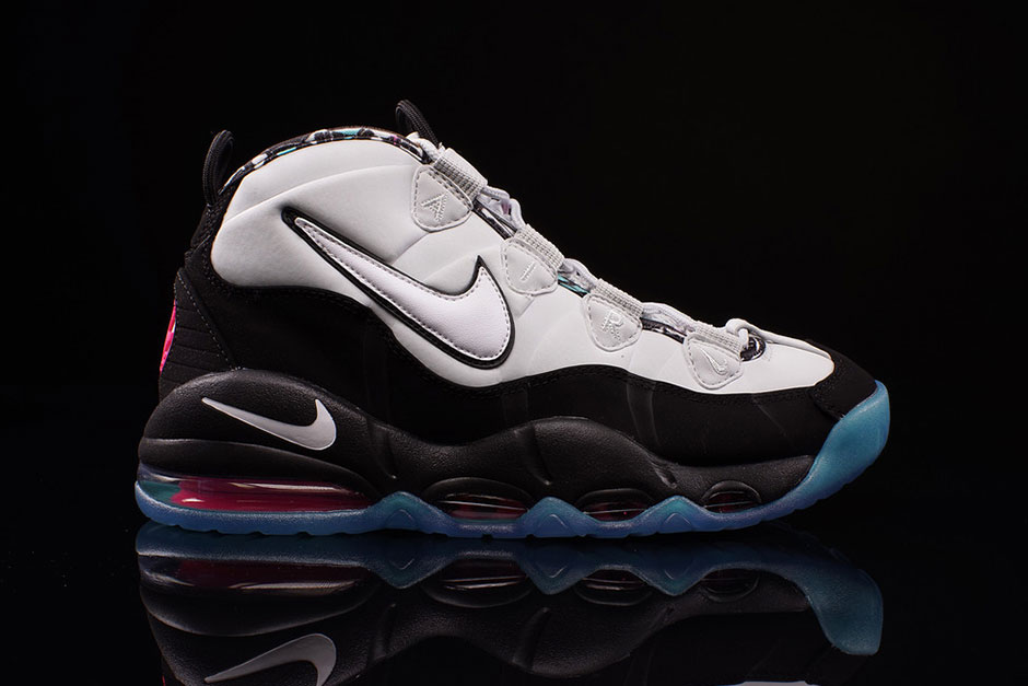 Nike Air Max Uptempo 97 Inspired by the '96 Spurs