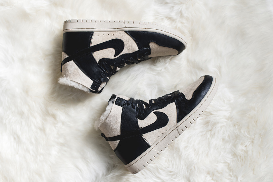 "Nike Dunk Lux SP ""Sherpa"""