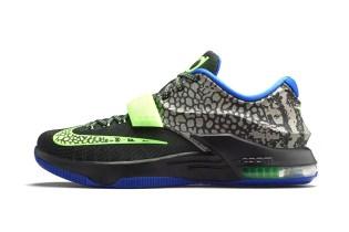 "Nike KD7 ""Electric Eel"""