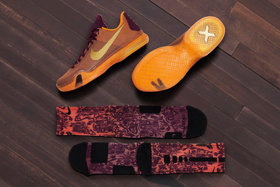 """Nike Kobe X """"Silk"""""""