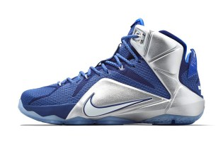 "Nike LeBron 12 ""What If"""