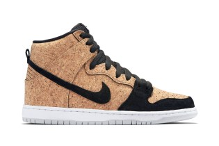 "Nike SB Dunk High ""Cork"""