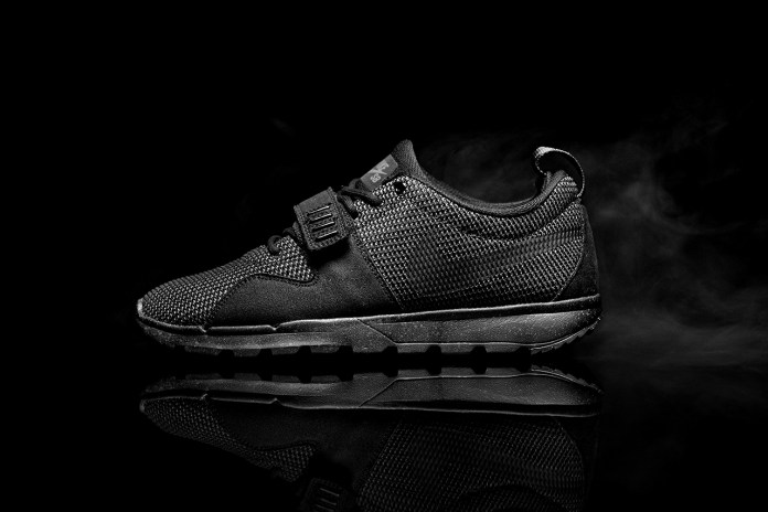 "Nike SB Trainerendor ""Black-on-Black"""