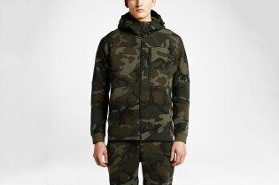 NikeLab Tech Fleece Camo Collection
