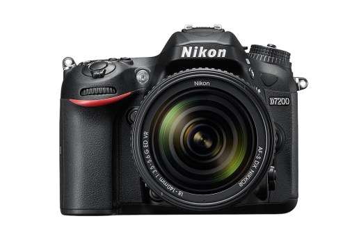 Nikon's New D7200, a Lightweight DSLR