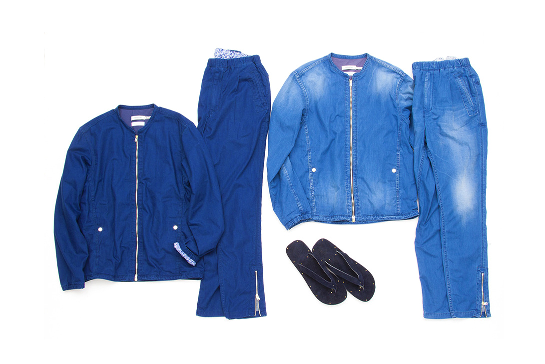 nonnative x BEAUTY&YOUTH 2015 Spring/Summer Denim Collection