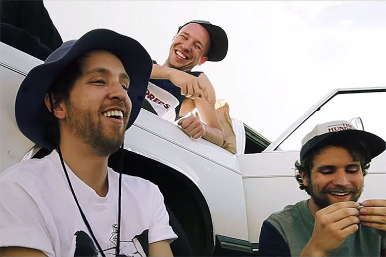 Hilarious 'Norbert's First Car' Trailer Presented by The Hundreds