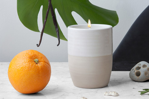 Norden's Reusable Ceramic Candles