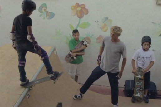 NOWNESS Shorts: Skateboarding in Palestine