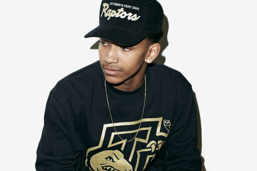 October's Very Own x Toronto Raptors x Mitchell & Ness 2015 Spring/Summer Lookbook