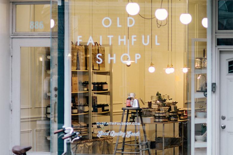 Old Faithful Shop Opens New Toronto Location