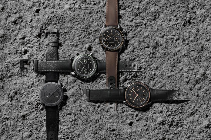 """Omega """"Dark Side of the Moon"""" Collection"""