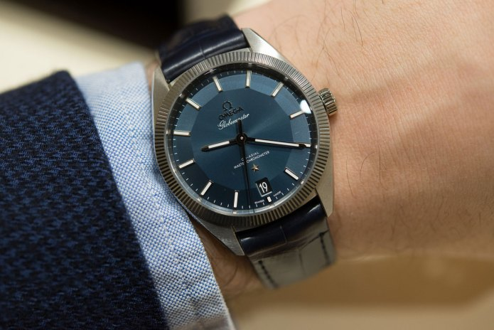 Omega Introduces the Globemaster