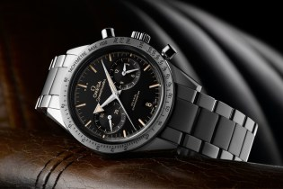 Omega Unveils the New Speedmaster '57