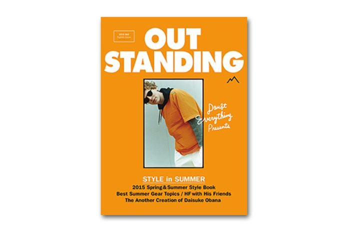 'OUTSTANDING' Magazine Issue #8