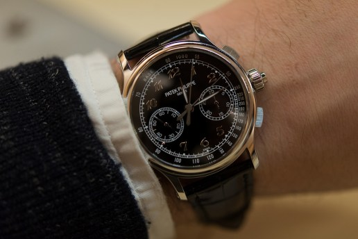 Patek Philippe 5370P Split-Seconds Chronograph