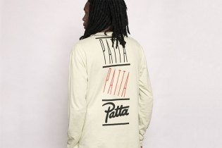 Patta 2015 Spring/Summer Lookbook