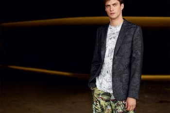 Paul Smith 2015 Spring/Summer Diffusion Line Lookbook