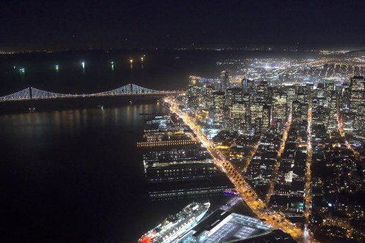 """""""Perspective"""" Video Shot with Sony A7s Over San Francisco"""
