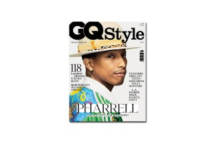 Pharrell Covers GQ Style Germany