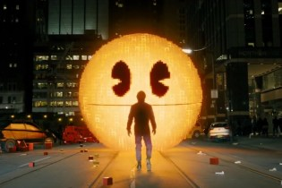 'Pixels' Official Trailer Starring Adam Sandler and Peter Dinklage