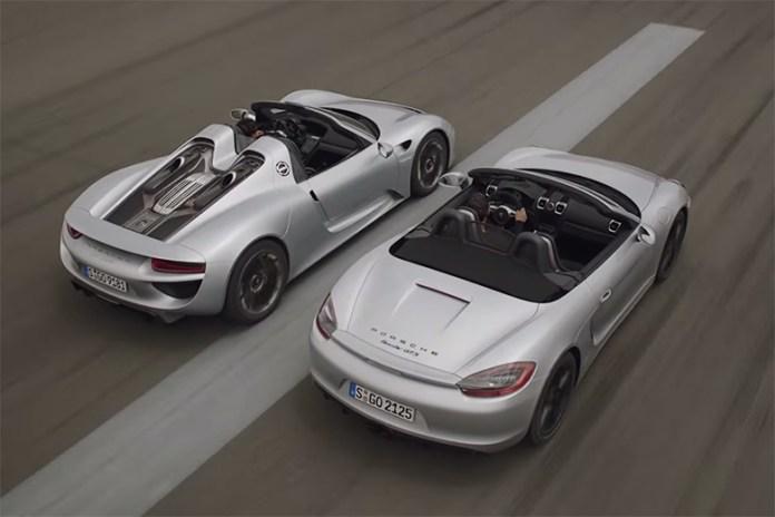 Porsche Details Its Design Principles