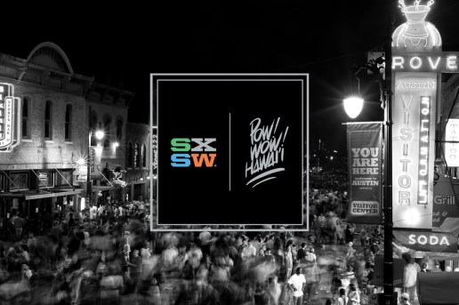 POW! WOW! x SXSW Roster is Released