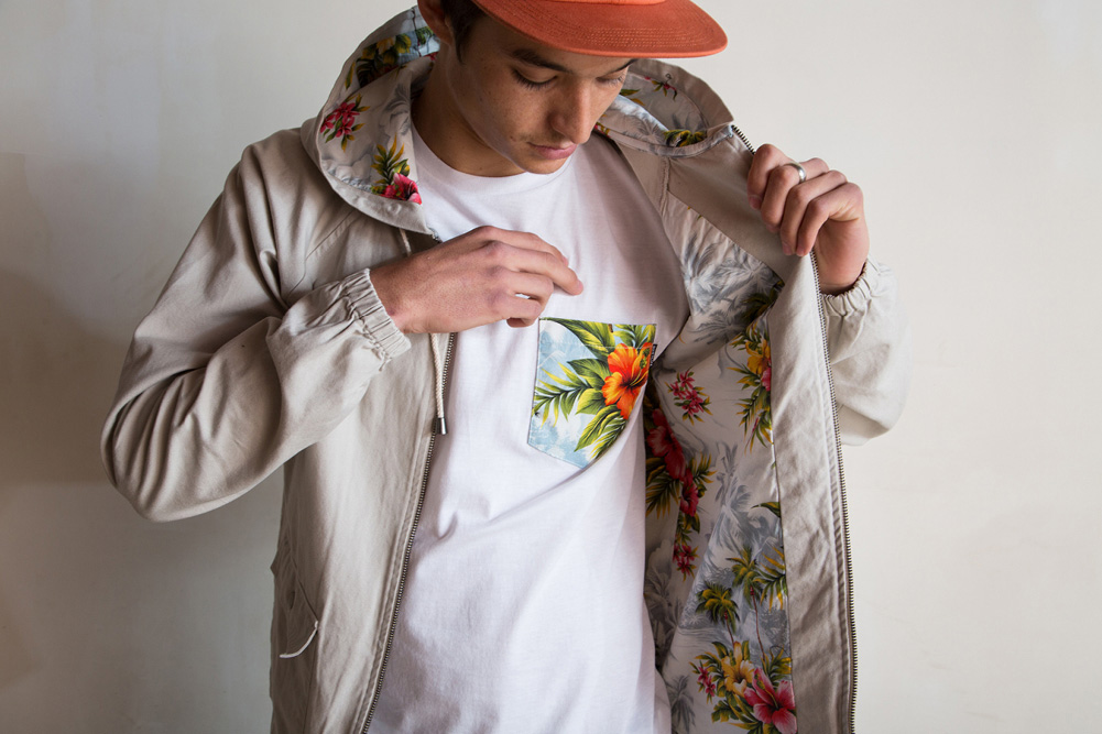 "The Quiet Life 2015 Spring ""56th and Fig"" Lookbook"