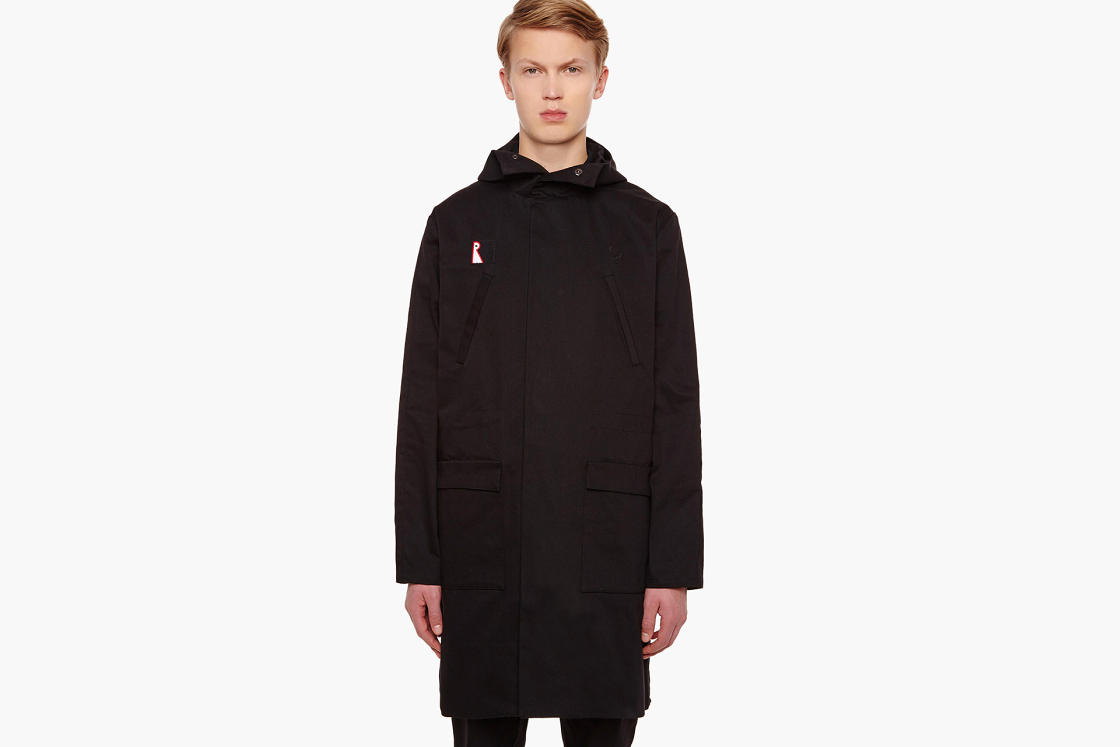 Raf Simons x Fred Perry 2015 Spring/Summer Collection