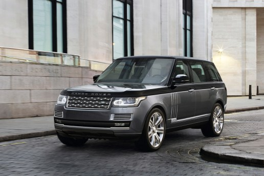 Range Rover SVAutobiography by Jaguar Land Rover Special Vehicle Operations