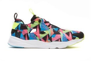 "Reebok FuryLite ""Graphic"" Pack"