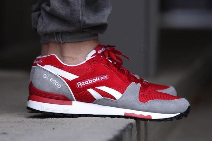 "Reebok GL 6000 ""Flash Red"""