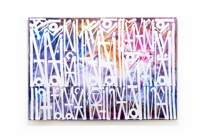 "RETNA ""Articulate & Symphonic Harmonies of the Soul"" Exhibition @ Hoerle-Guggenheim"