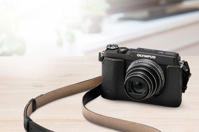 Retro Olympus Stylus SH-2 Camera