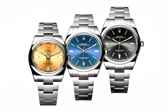 Rolex 2015 Oyster Perpetual