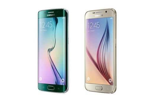 Samsung's New Galaxy S6 & S6 Edge