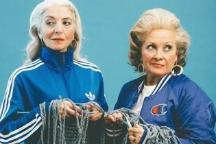 Senior Citizens Dressed in Streetwear by Alex de Mora