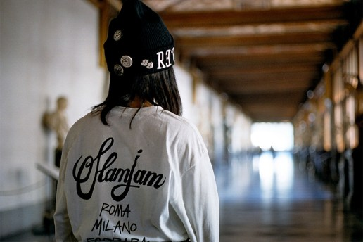 Slam Jam x Stussy 2015 Spring Collection
