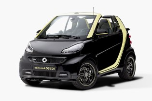 smart fourtwo Cabrio Edition MOSCOT