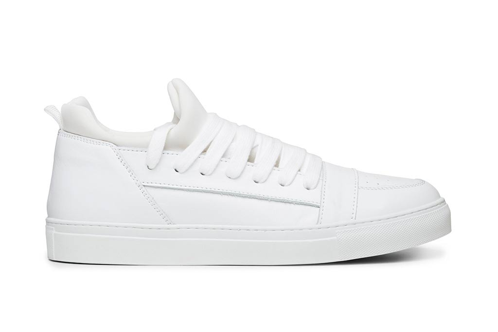 Sneakerboy x KRISVANASSCHE 2015 Spring/Summer Multilace Sneaker