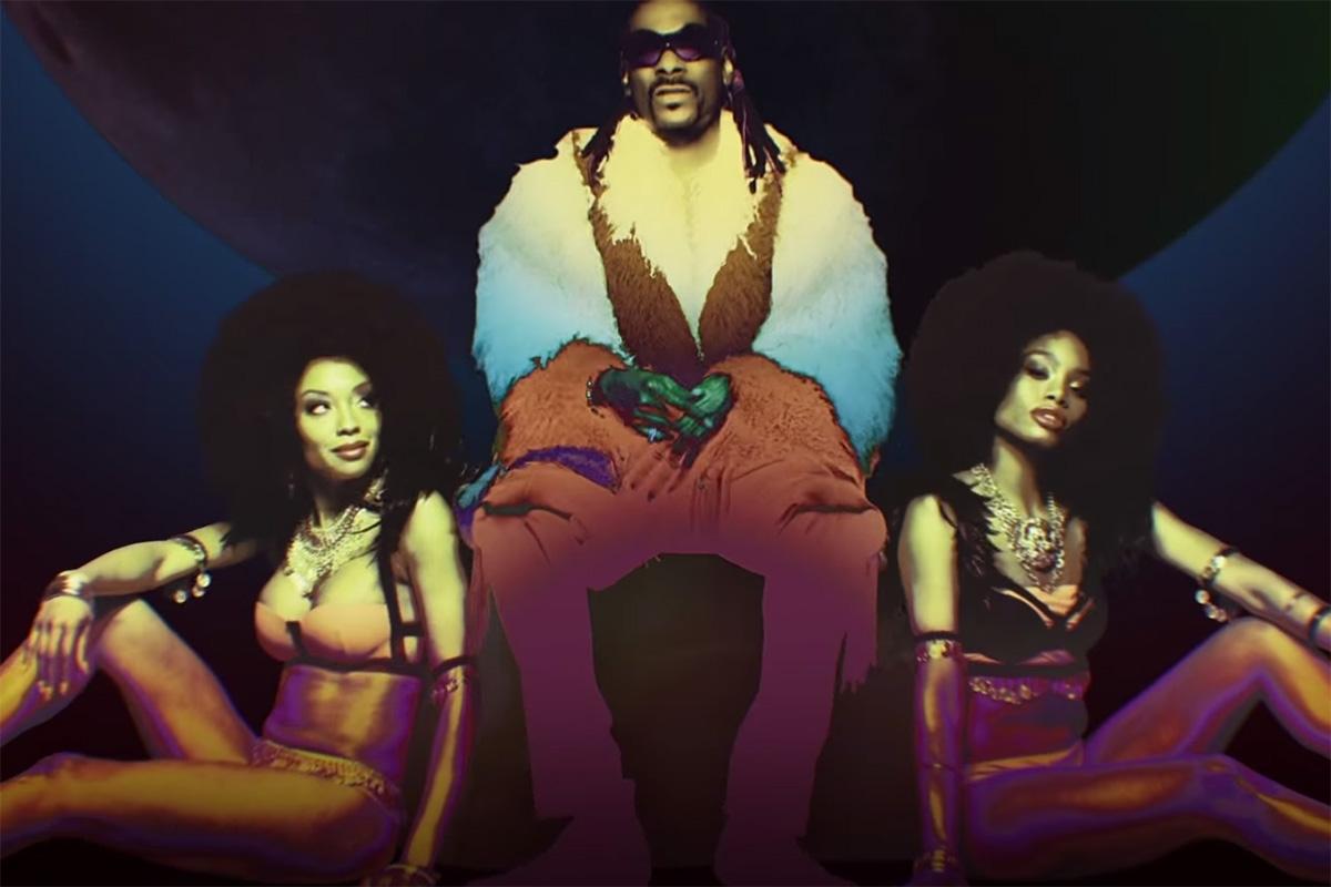 "Snoop Dogg featuring Pharrell and Charlie Wilson ""Peaches N Cream"" Music Video"