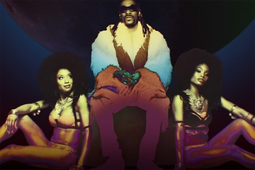 "Snoop Dogg featuring Pharrell and Charlie Wilson ""Peaches N Cream"" Music Video"