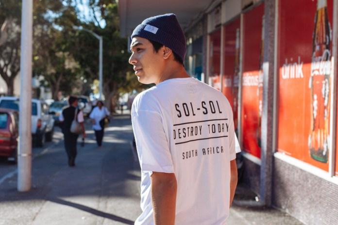 """SOL-SOL 2015 Spring """"Sea Point"""" Editorial"""