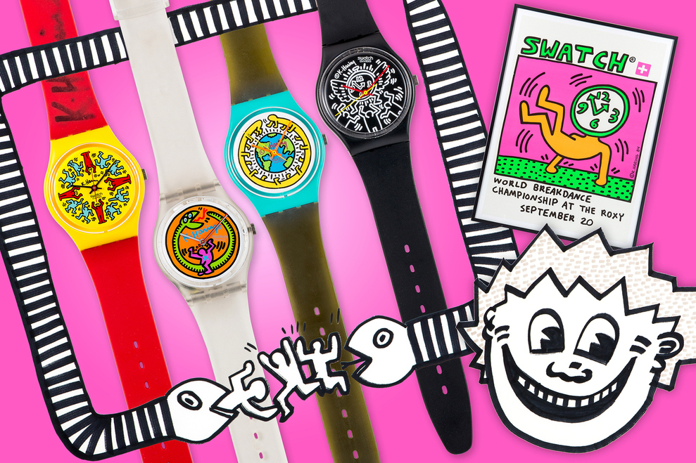 Sotheby's to Auction off One of the World's Largest Swatch Collections Worth $1.3 Million USD