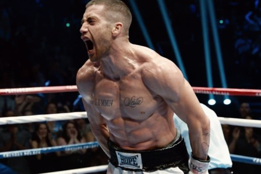 'Southpaw' Official Trailer Starring Jake Gyllenhaal