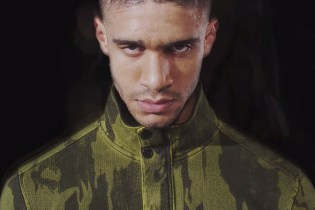 "Stone Island 2015 Spring/Summer ""Flowing Camo"" Video"