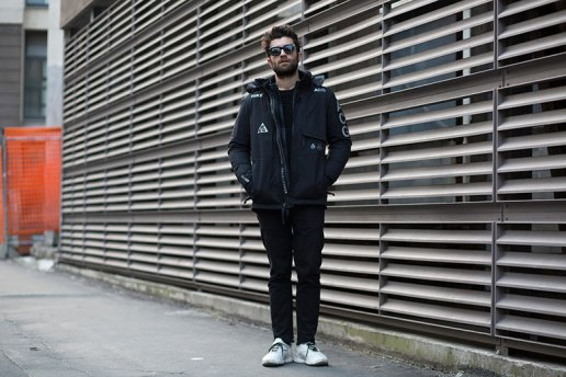 Streetsnaps: Patrizio Vita of One Block Down