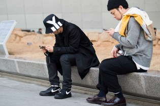 Streetsnaps: Seoul Fashion Week - Part 2